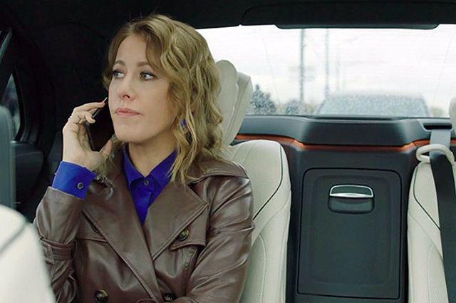 По словам телеведущей, она пытается связаться с участниками аварии в Сочи.