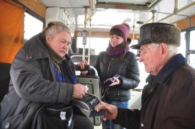 В Оренбургском районе тариф на маршруте №158 вырос до 60 рублей.