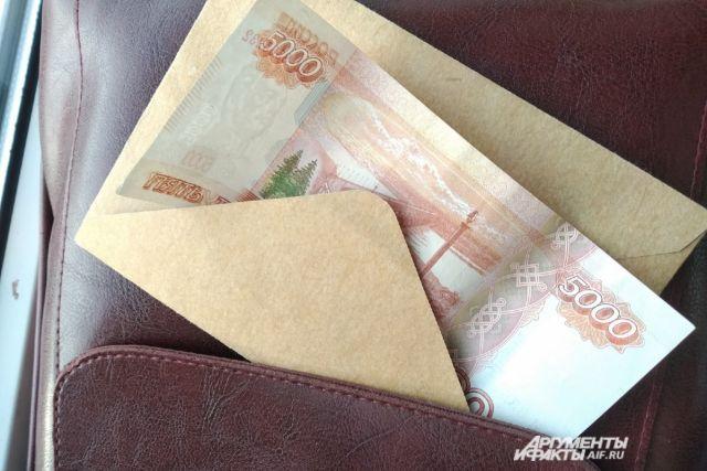 Общая сумма взяток превысила 280 тысяч рублей.