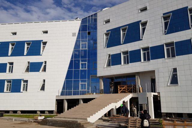 В начале пандемии здание интерната Малой академии наук уже использовали как обсерватор – с апреля и до осени 2020 года.