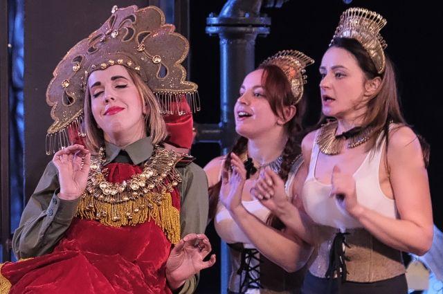 Конкурсные спектакли на фестивале покажут победители конкурса «Полюс. Золотой сезон».