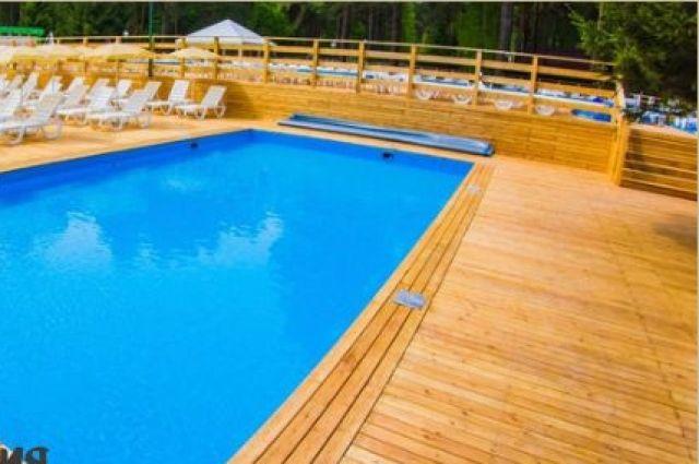 Поплавать красноярцы уже смогут следующим летом.