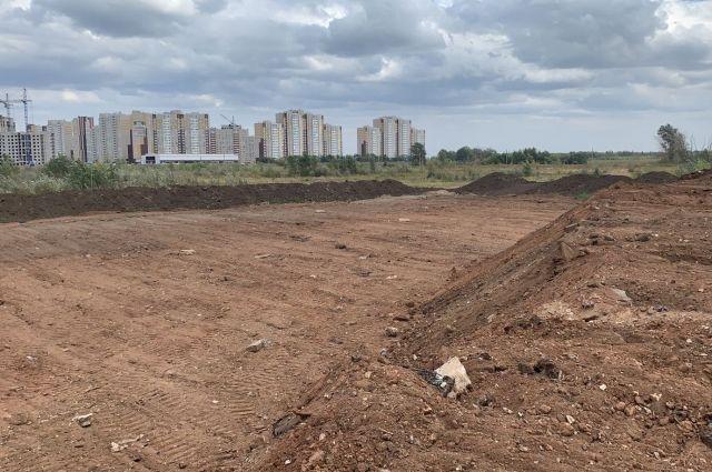«Т Плюс» завершает подготовку площадки для строительства котельной «Уральская».
