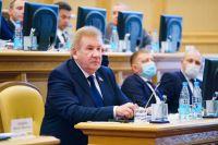 Бориса Хохрякова в третий раз избрали спикером думы ХМАО
