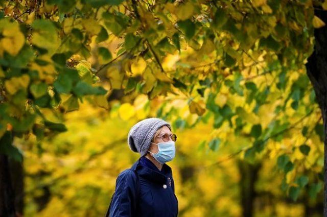 Коронавирус в Украине: «оранжевой» зоне соответствуют 15 областей.