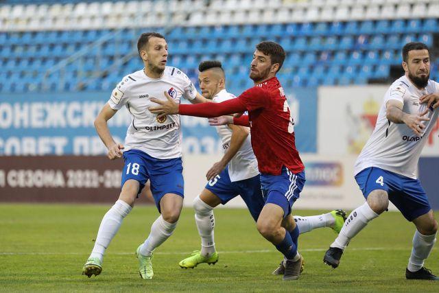 ФК «СКА-Хабаровск» с минимальным преимуществом победил ФК «Факел»