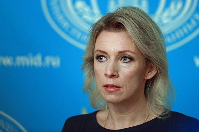 В МИД РФ призвали Украину услышать сигнал США по Минским соглашениям
