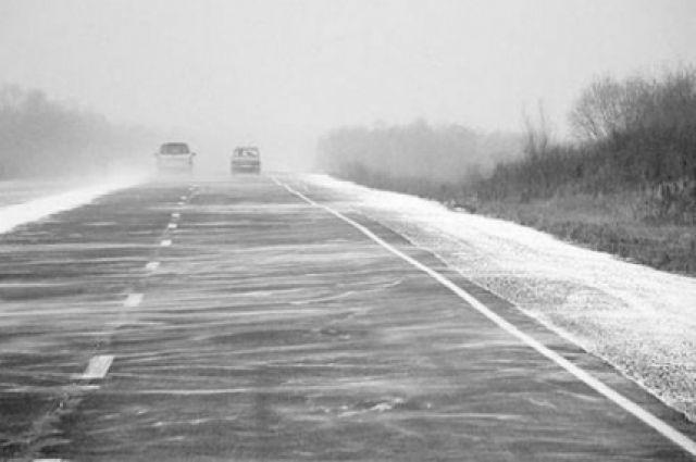 В Хабаровском крае ожидают усиление ветра до 20 м/с и снег