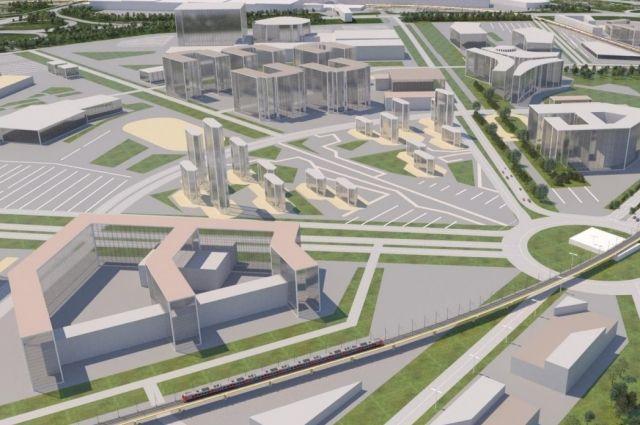 Планируется, что проект наземного метро станет альтернативой традиционной подземке.