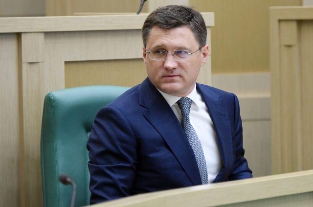 Новак заявил, что страны ЕС не просили Россию увеличить поставки газа