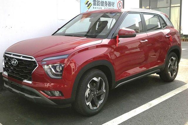 Hyundai Creta.