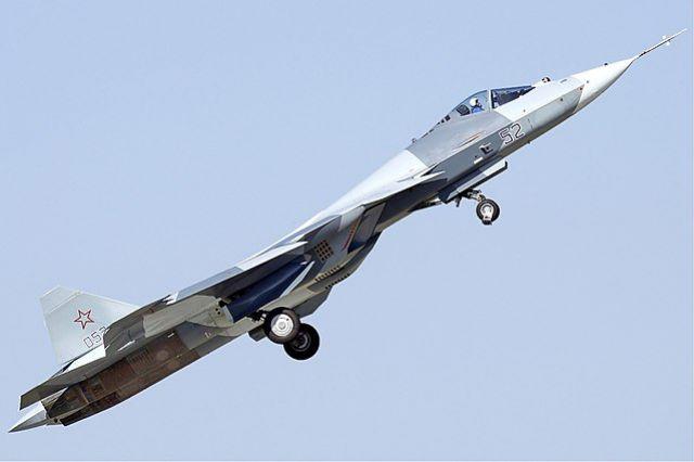 Время первых. Российская армия до конца года получит несколько Су-57