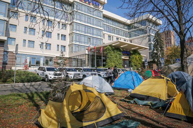 Похищение миротворца. Киев ведет дело к полномасштабной войне