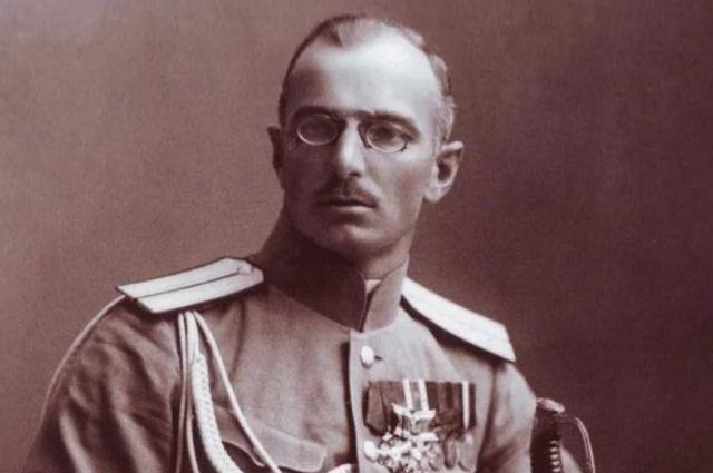Генерал Михаил Дроздовский.