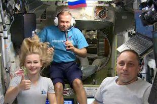 30 Терабайт для «Вызова». Как Шипенко и Пересильд снимали фильм в космосе