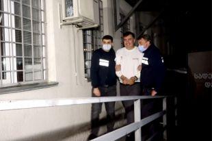 Саакашвили сделали в тюрьме переливание крови